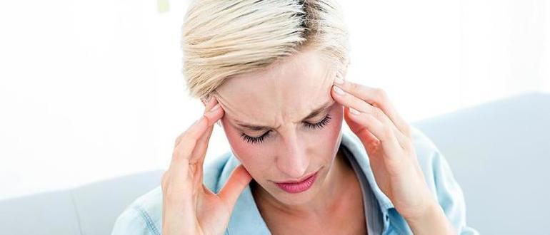 Частые и сильные головные боли