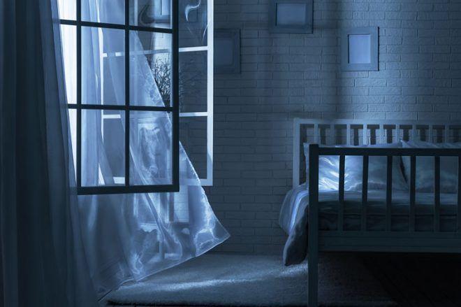 Спать нужно в хорошо проветренной комнате