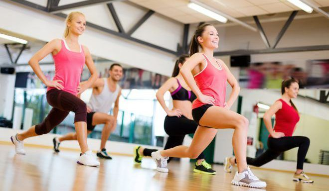 Физические нагрузки для женщин
