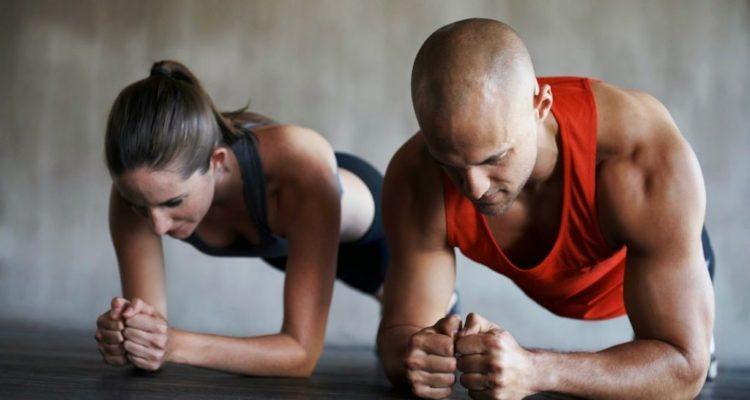 Сплит тренировка: эффективный круговой тренинг