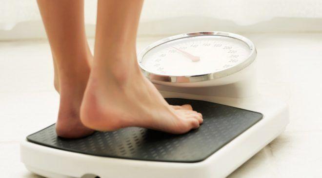 Набор веса в период менструации