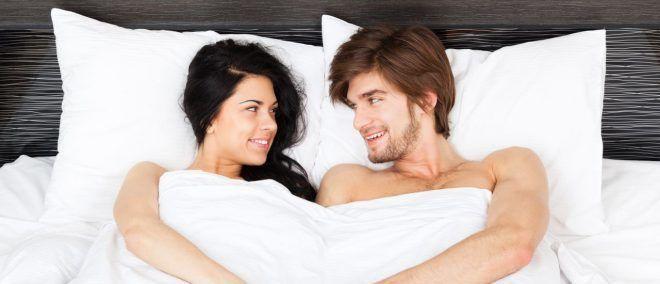 Половые акты с партнером