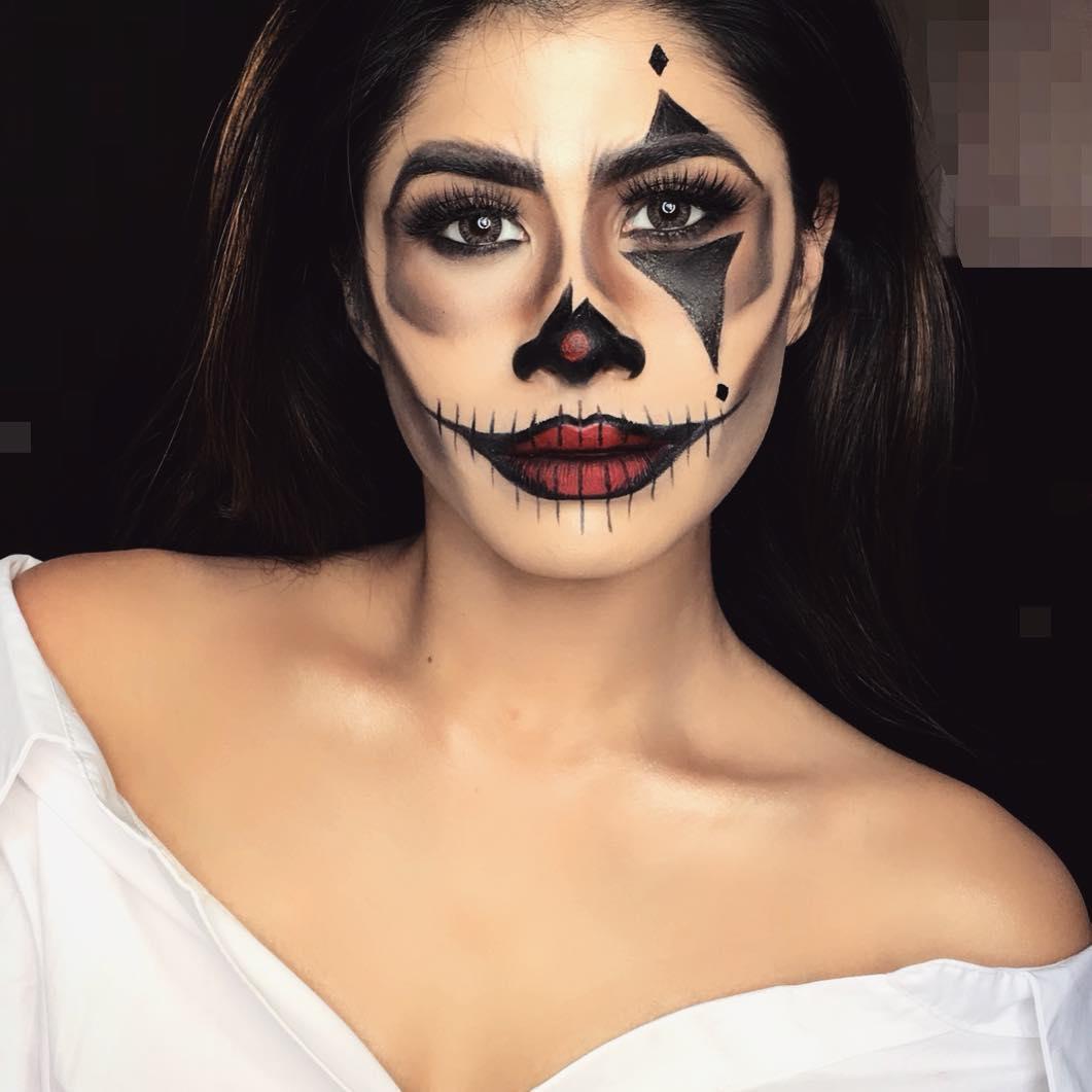 идеи образов на хэллоуин фото идеального сочетания