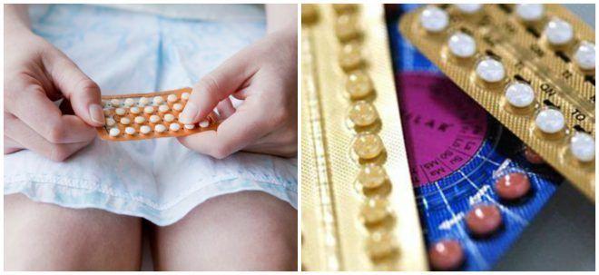 Использование гормональных контрацептивов