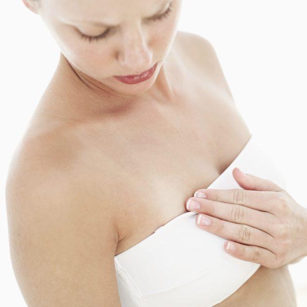 Задержка месячных и болит грудь