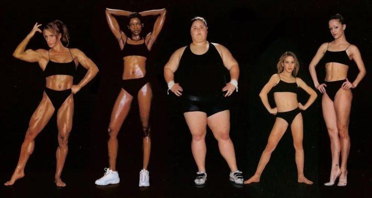Телосложение типы: как определить конструкцию тела