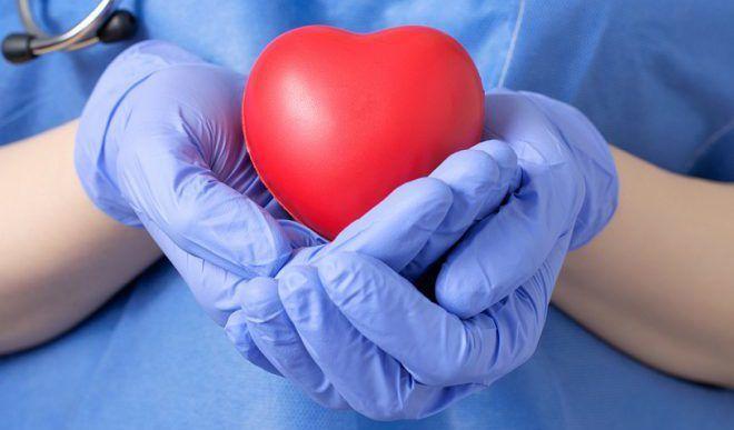 Нарушения в работе сердечнососудистой системе