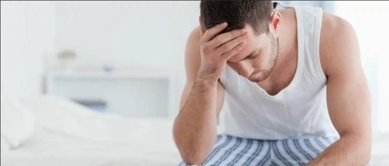 Постоянное головокружение и тошнота у мужчин