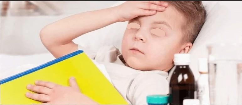 Менингит и его симптомы у детей