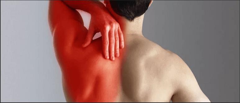 Боли в шее и плечах