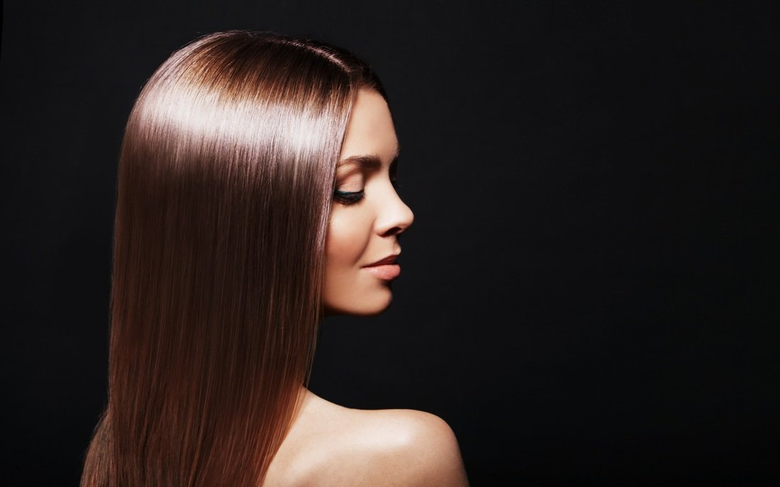 кератинизация волос