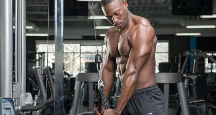 Как накачать трицепс: самые эффективные упражнения