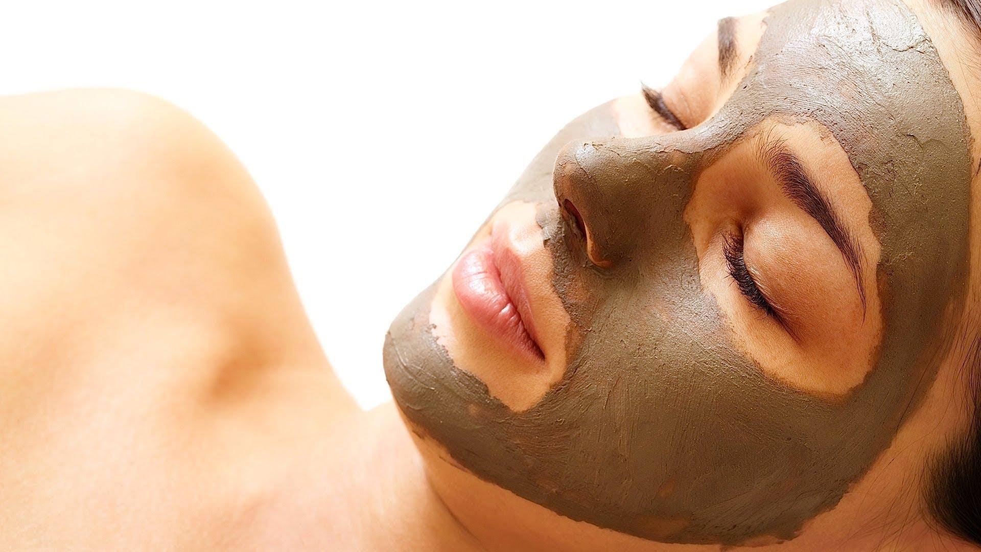 маска для лица с корицей