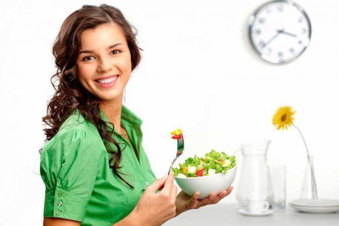 Рациона питания при месячных