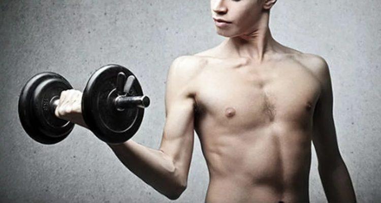 Как набрать массу тела худому парню: питание и тренировки