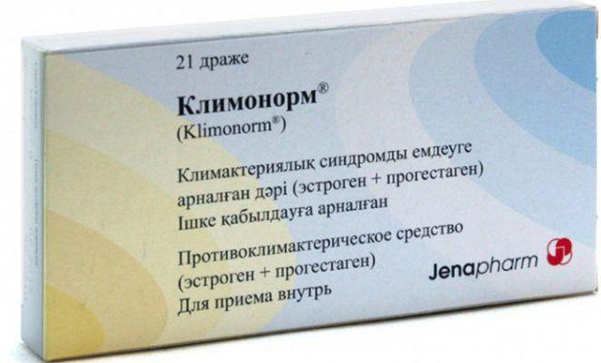 Препарат Климонорм
