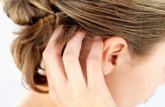 Боль при прикосновении к коже головы