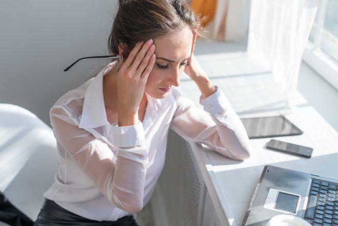 Появление головных болей