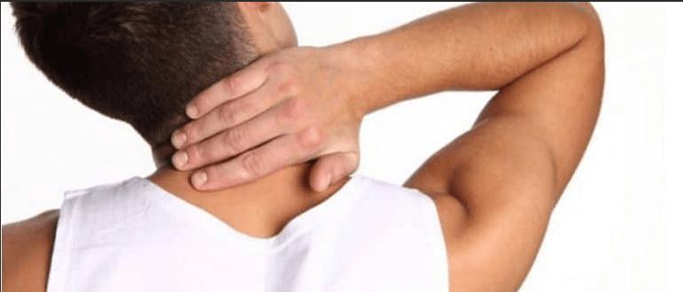 Болит шишка на затылке при нажатии