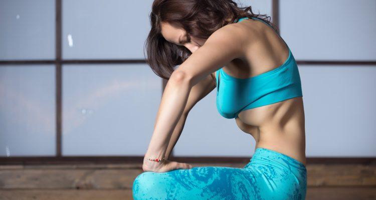 Упражнение вакуум: формирование красивой и узкой талии