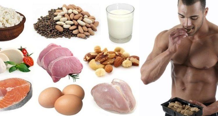 Содержание белка в продуктах: таблица на 100 грамм