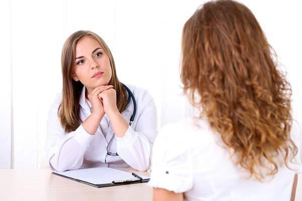 Прохождения консультации у врача