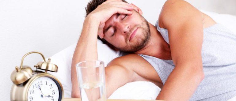 После сна по утрам болит голова
