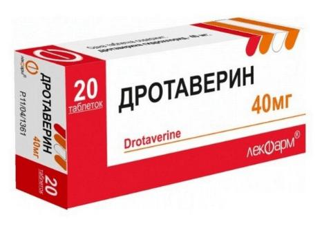 Дротаверин от головной боли