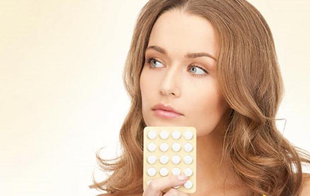 Прием контрацептивов