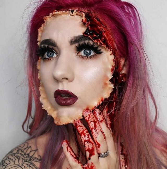 Сайт о красоте и здоровье!,Макияж на Хэллоуин для девушек: советы и фото идеи