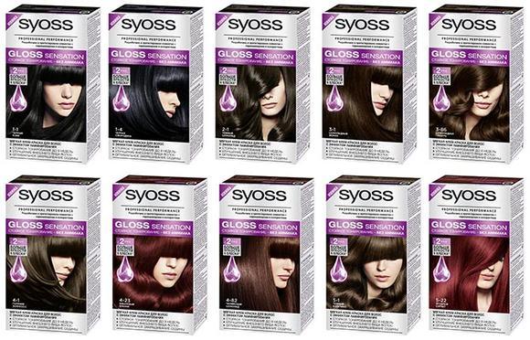 Сайт о красоте и здоровье!,Краска для волосSyoss отзывы