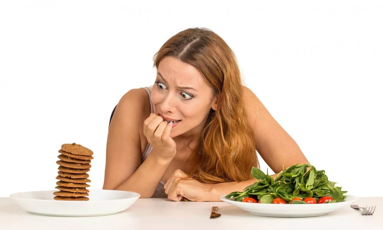 Если вся жизнь диета