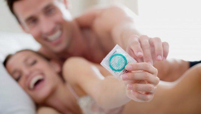 Нет защиты от половых инфекций