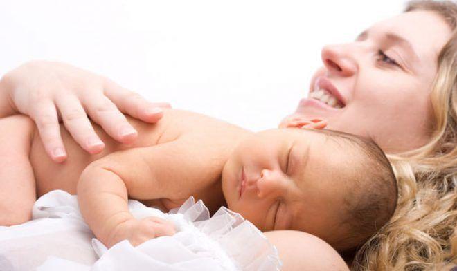 Боли при месячных возникли после родов