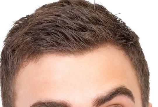 Болит голова над бровями