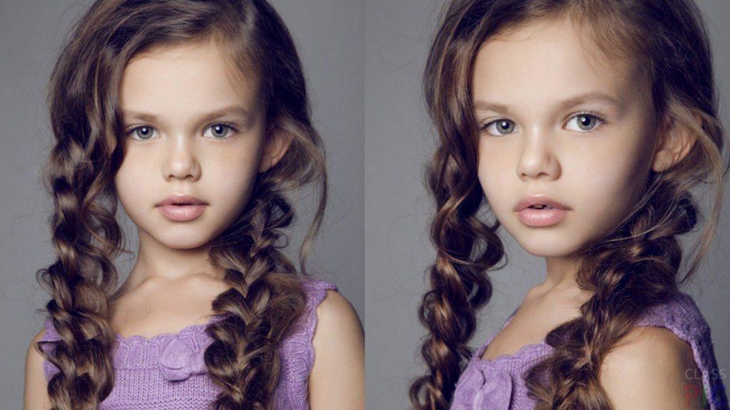 Прически для девочки на длинные волосы