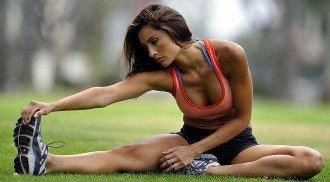 Нельзя заниматься спортом во время месячных