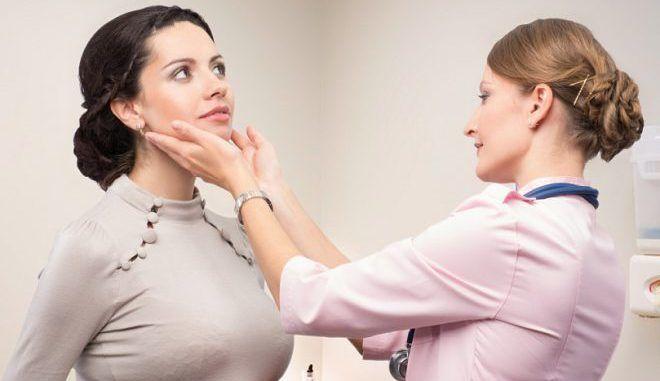 Обратиться к гинекологу или эндокринологу