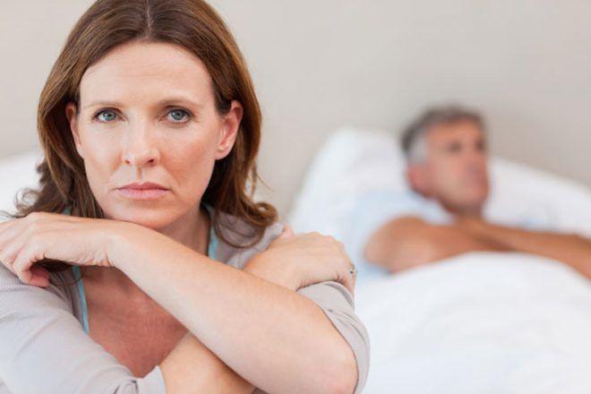 Снижение полового влечения при климаксе