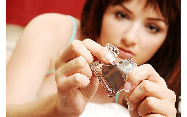 Не отказываться от презерватива