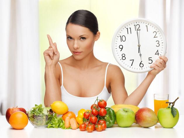 Полноценное питание при месячных