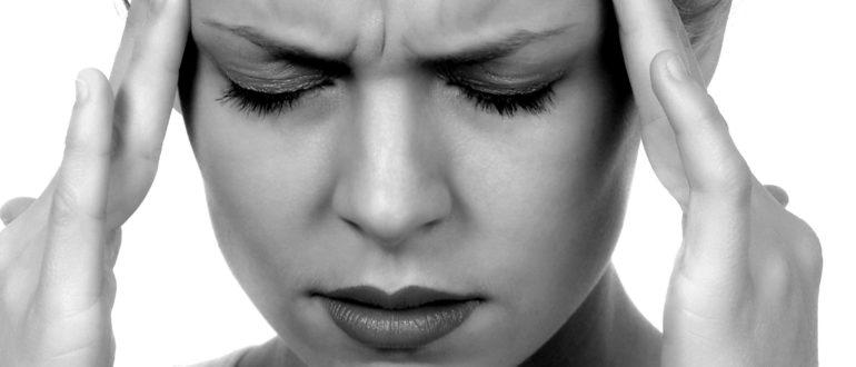 Головная боль в области глаз
