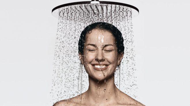 Теплый душ
