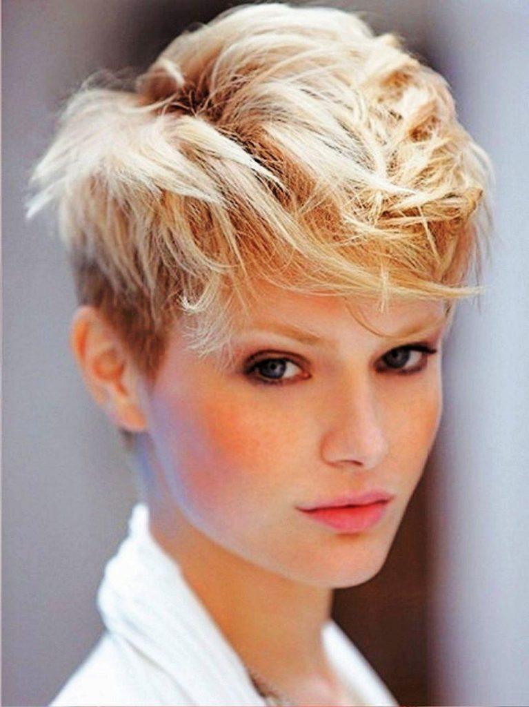 стильный беспорядок на короткие волосы
