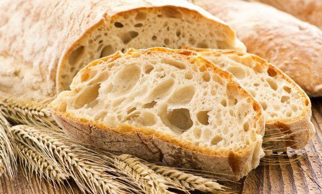 Отказаться от дражжевого хлеба