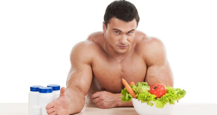 Рацион питания для набора мышечной массы