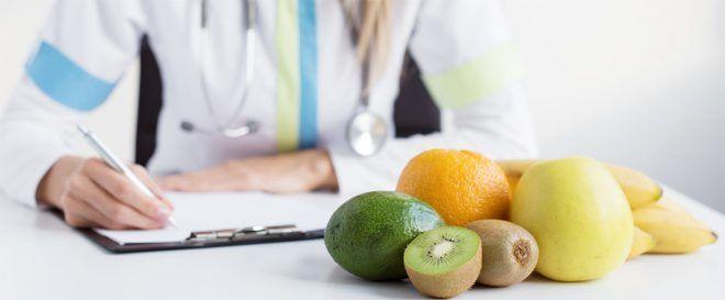 Консультация опытного диетолога