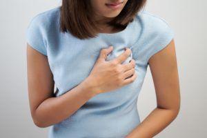 Повышение чувствительности груди при ПМС