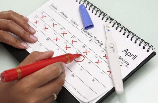 Короткий по времени менструальный цикл