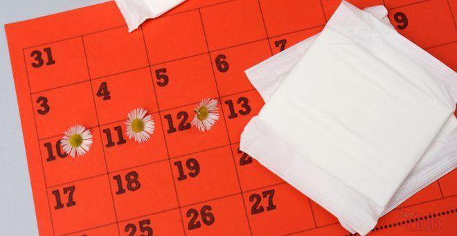 Трехдневный менструальный цикл